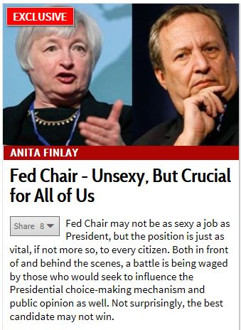 Snip Fed Chair crucial