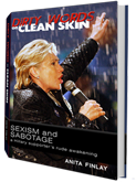 Dirty_Words_on_Clean_Skin_Book_Anita_Finlay_Hillary_Clinton_Order_Now