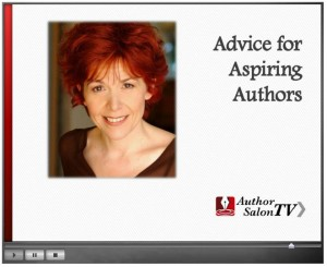 advice for aspiring authors