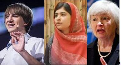 The Brilliance of Malala, Jack Andraka, Janet Yellen and the Value of Role Models