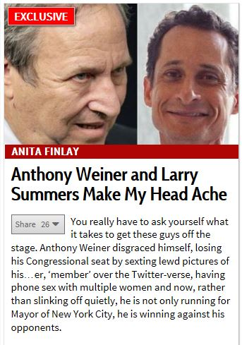 Weiner and Summers