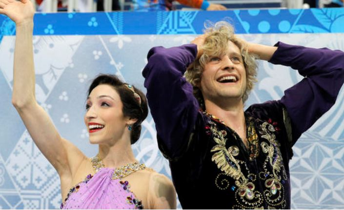 Meryl Davis and Charlie White Win the U.S. its First Olympic Gold Medal in Ice Dancing