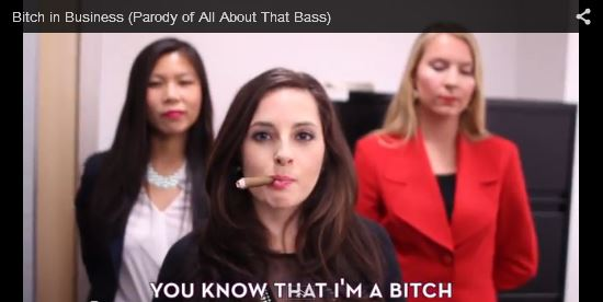 MBA's New Feminist Anthem?