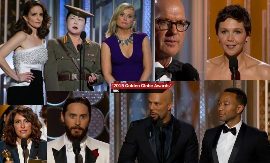 Golden Globes Find Their Humanity