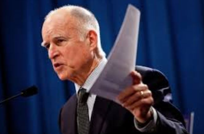 Is Governor Jerry Brown a Successful Leader?