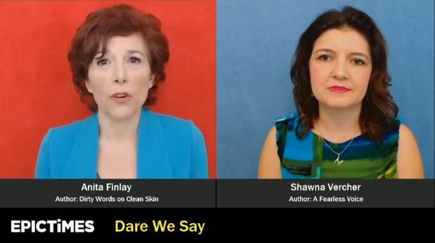 anita and shawna dare we say 2