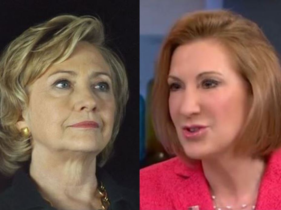 Did Carly Fiorina Negate the Reason for Her Presidential Run? 1