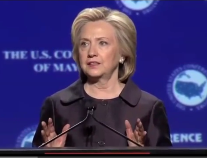 Hillary Clinton's Must Watch Speech on Race and Gun Violence