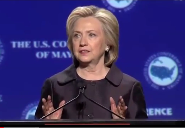 Hillary Clinton's Must Watch Speech on Race 1