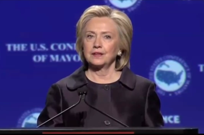 Hillary Clinton's Must Watch Speech on Race