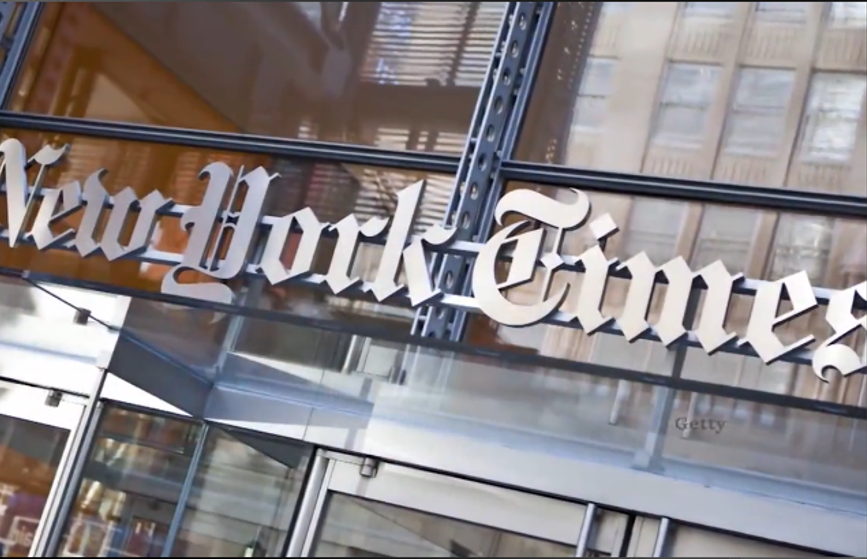 Who Is Behind The New York Times' Treatment of Hillary Clinton?