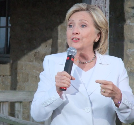 Hillary Clinton Connecting the Dots on the Rural Economy
