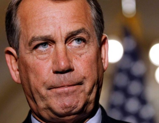 Will John Boehner Stepping Down Expose the GOP Crazy?