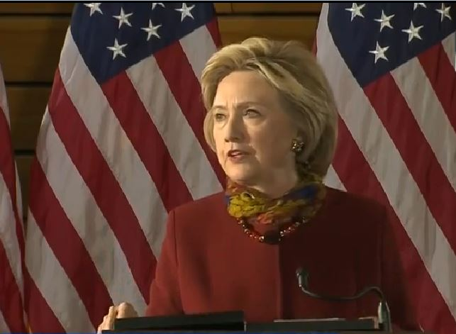 Hillary Clinton's Must-Watch Speech on Keeping America Safe