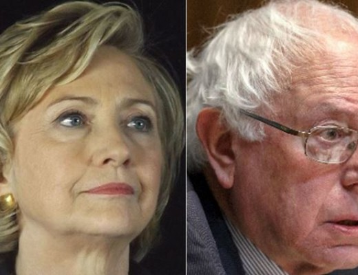 Clinton On Message; Sanders Under Pressure