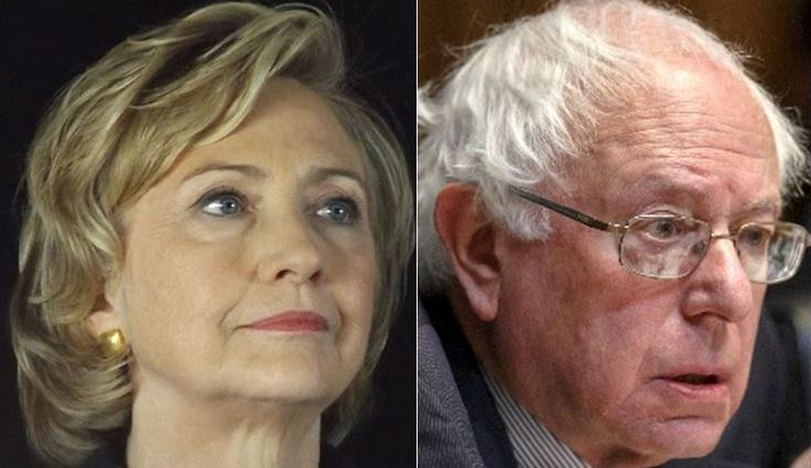 Clinton On Message; Sanders Under Pressure