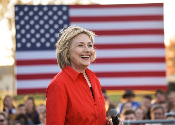 Hillary Makes History in Iowa, Media Pretends Otherwise