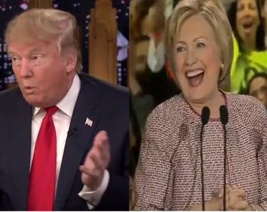 Trump's Big Mistake With Hillary