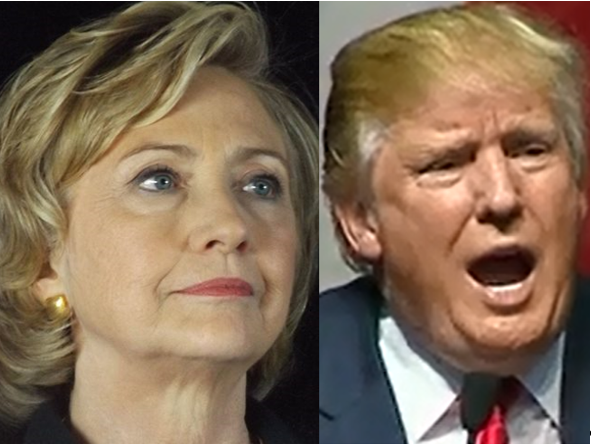 Why Hillary Spanking Trump Should Comfort the American People 1