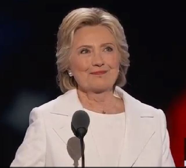 Hillary Did Us Proud Tonight