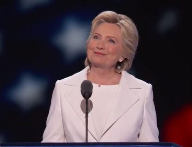 Hillary's Acceptance Speech Is Uniquely Her
