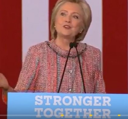 Is the American Era Over? Hillary Doesn't Think So.
