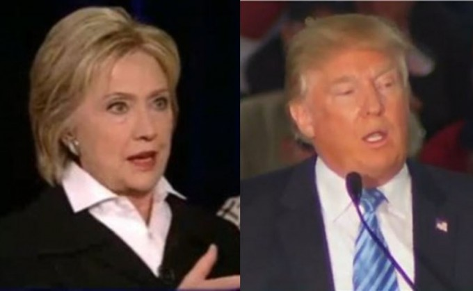 Hillary Stands Far Above Trump's Stench; Cynical Media and Republican Leadership Don't Care