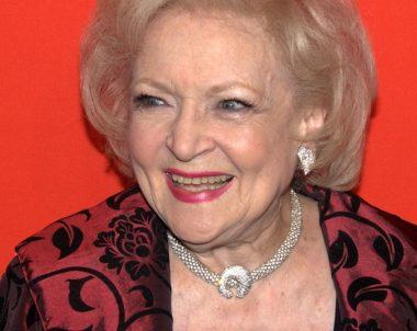 Miss Betty White
