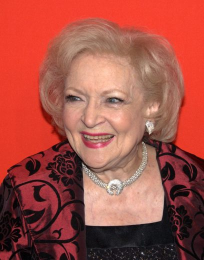 Miss Betty White Even More Amazing at 95!