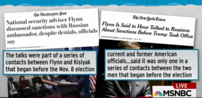 Does Flynn's Resignation Herald More Danger or the Rescue of Our Republic? 1