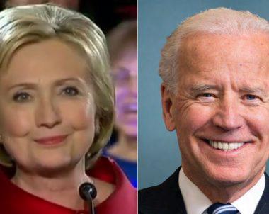 Joe Biden is Wrong to Disparage Hillary Clinton
