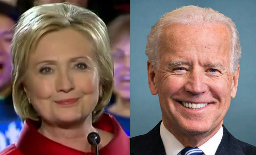 Joe Biden is Wrong to Disparage Hillary Clinton