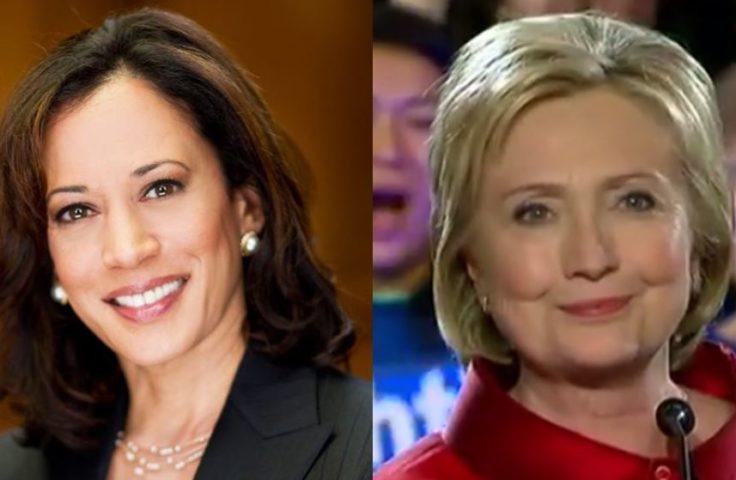 Kamala Harris Gets Hillary'd