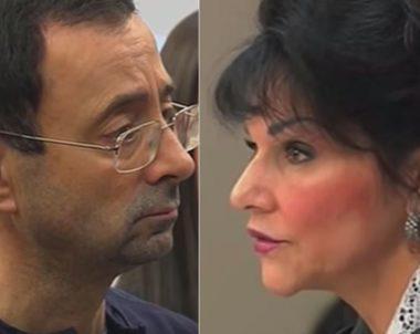 """No, Judge Aquilina Wasn't """"Mean"""" Sentencing Larry Nassar"""