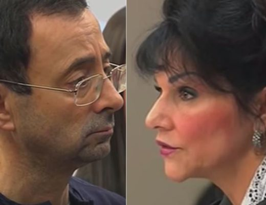 "No, Judge Aquilina Wasn't ""Mean"" Sentencing Larry Nassar"