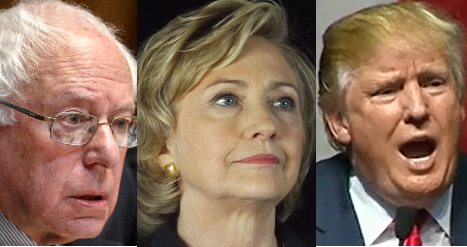 Trump's Impeachment Is The Story, Not Hillary vs. Bernie